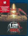 U2 ユーツー / 360°at The Rose Bowl 【BLU-RAY DISC】