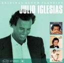 Julio Iglesias フリオイグレシアス / Original Album Classics 輸入盤 【CD】