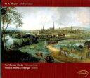 作曲家名: Ma行 - 【送料無料】 Mozart モーツァルト / Violin Sonata, 33, 35, 42, : Irnberger(Vn) Badura-skoda(Fp) 輸入盤 【CD】