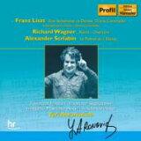 【】 Liszt リスト / リスト:ダンテ交響曲、ワーグナー:『リエンツィ』序曲、スクリャービン:『法悦の詩』 アーロノヴィチ&フランクフルト放送響、フランクフルト歌劇場管 輸入盤 【CD】