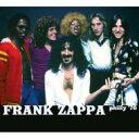 【送料無料】 Frank Zappa フランクザッパ / Philly '76 (2CD) 輸入盤 【CD】