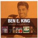 藝人名: B - 【送料無料】 Ben E King ベンEキング / 5cd Original Album Series Box Set 輸入盤 【CD】