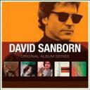 藝人名: D - 【送料無料】 David Sanborn デビッドサンボーン / 5cd Original Album Series Box Set 輸入盤 【CD】