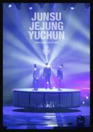 【送料無料】 JYJ (JUNSU/YUCHUN/JEJUNG) / THANKSGIVING LIVE IN DOME 【DVD】