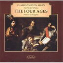 Composer: A Line - 【送料無料】 Alkan アルカン / The Four Ages: Lindgren 輸入盤 【CD】