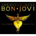 【送料無料】 Bon Jovi ボン ジョヴィ / Greatest Hits - The Ultimate Collection 【CD】