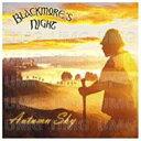 Blackmore's Night ブラックモアズナイト / Autumn Sky 輸入盤 【CD】