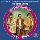Artist Name: I - Isley Brothers アイズレーブラザーズ / It's Our Thing 【CD】
