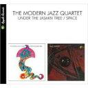 艺人名: M - Modern Jazz Quartet モダンジャズカルテット / Under The Jasmin Tree + Space (2 On 1) 輸入盤 【CD】