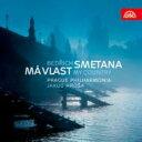 Orchestral Music - Smetana スメタナ / 『わが祖国』全曲 ヤクブ・フルシャ & プラハ・フィルハーモニア 輸入盤 【CD】