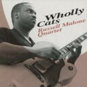 Artist Name: R - Russell Malone ラッセルマローン / Wholly Cats 【CD】
