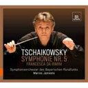 Composer: Ta Line - Tchaikovsky チャイコフスキー / 交響曲第5番、『フランチェスカ・ダ・リミニ』 ヤンソンス&バイエルン放送響 輸入盤 【SACD】
