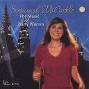 藝人名: S - 【送料無料】 Susannah Mccorkle スザンナマッコール / Music Of Harry Warren 輸入盤 【CD】