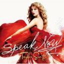 Artist Name: T - 【送料無料】 Taylor Swift テイラースウィフト / Speak Now 【デラックス・エディション】 【CD】