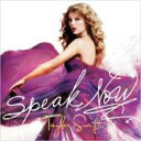 Artist Name: T - Taylor Swift テイラースウィフト / Speak Now 【CD】