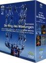 【送料無料】 Wagner ワーグナー / 『ニーベルングの指輪』全曲 パドリッサ演出、メータ&バレンシア州立管、ウーシタロ、サルミネン..