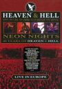 Heaven And Hell ヘブンアンドヘル / Neon Nights: 30 Years Of Heaven & Hell 【DVD】