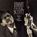 藝人名: J - Jimmy Scott ジミースコット / All Of Me: Jimmy Scott Live In Tokyo 【CD】
