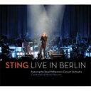 【送料無料】 Sting スティング / Live In Berlin 輸入盤 【CD】
