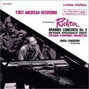古典 - Brahms ブラームス / ブラームス:ピアノ協奏曲第2番、ベートーヴェン:ピアノ・ソナタ第23番『熱情』 リヒテル、ラインスドルフ&シカゴ響 輸入盤 【CD】