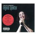 艺人名: R - 【送料無料】 Regina Spektor レジーナスペクター / Live In London 輸入盤 【CD】