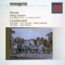 作曲家名: Ma行 - 【送料無料】 Mozart モーツァルト / String Quintets.3, 4: L'archibudelli 【CD】