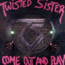 Twisted Sister トゥイステッドシスター / Come Out And Play 【SHM-CD】
