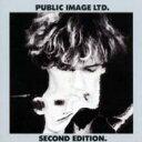 Public Image LTD パブリックイメージリミテッド / Second Edition 輸入盤 【CD】