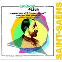 Composer: Sa Line - 【送料無料】 Saint-Saens サン=サーンス / 交響曲第3番『オルガン付き』、ピアノ協奏曲第4番 ロト&レ・シエクル、エッセール 輸入盤 【CD】