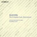 Composer: Ha Line - 【送料無料】 Haydn ハイドン / 初期ディヴェルティメント全集 フス&ハイドン・シンフォニエッタ・ウィーン、スタンデイジ(5CD) 輸入盤 【CD】