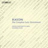 【】 Haydn ハイドン / 初期ディヴェルティメント全集 フス&ハイドン?シンフォニエッタ?ウィーン、スタンデイジ(5CD) 輸入盤 【CD】