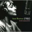 Ann Burton アンバートン / 1980-on The Sentimantal Side 【CD】