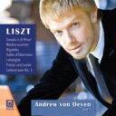 作曲家名: Ra行 - 【送料無料】 Liszt リスト / リスト:ピアノ・ソナタ、リゴレット・パラフレーズ、ワーグナー『イゾルデの愛の死』、他 フォン・オーエン 輸入盤 【CD】