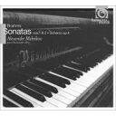 【送料無料】 Brahms ブラームス / ピアノ・ソナタ第1番、第2番、スケルツォ メルニコフ 輸入盤 【CD】