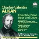作曲家名: A行 - 【送料無料】 Alkan アルカン / Piano Duos & Duets: Goldstone & Clemmow(P) 輸入盤 【CD】