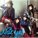 CD+DVD21%OFFNotyet(AKB48)ノットイエット/【「オリジナル絵柄生写真」付き,初回プレス分】週末Notyet【Type-A】【CDMaxi】