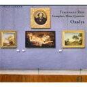 作曲家名: Ra行 - 【送料無料】 Ries リース / Comp.flute Quartets: Oxalys 輸入盤 【CD】