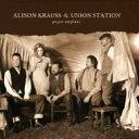 艺人名: A - Alison Krauss&Union Station アリソンクラウス&ユニオンステーション / Paper Airplane 輸入盤 【CD】