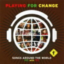 Playing For Change プレイングフォーチェンジ / Songs Around The World 〜pfc With Tfc 【CD】