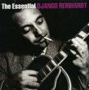 大乐团摇摆 - DJango Reinhardt ジャンゴラインハルト / Essentail Django Reinhardt 輸入盤 【CD】