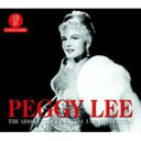 Artist Name: P - Peggy Lee ペギーリー / Absolutely Essential 3 Cd Collection 輸入盤 【CD】