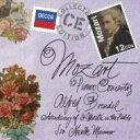 【送料無料】 Mozart モーツァルト / ピアノ協奏曲全集 ブレンデル、マリナー&アカデミー室内管、ヘブラー、コープマン、ラベック姉妹、他(12CD) 輸入盤 【CD】