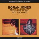 Artist Name: N - Norah Jones ノラジョーンズ / Feels Like Home / Not Too Late 輸入盤 【CD】