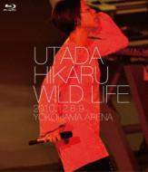 【送料無料】 宇多田ヒカル / WILD LIFE (Blu-ray) 【BLU-RAY DISC】
