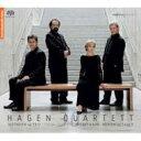 ハーゲン四重奏団30周年記念盤