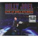【送料無料】Billy Joel ビリージョエル / Live At Shea Stadium 輸入盤 【CD】