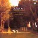 作曲家名: Sa行 - Schubert シューベルト / 弦楽四重奏曲第13番『ロザムンデ』、第14番『死と乙女』 ブランディス四重奏団 輸入盤 【CD】