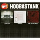 Artist Name: H - 【送料無料】 Hoobastank フーバスタンク / Hoobastank / Reason / Every Man For Himself: 欲望 【CD】