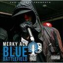 藝人名: M - Merky Ace / Blue Battlefield 輸入盤 【CD】