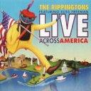 藝人名: R - Rippingtons feat. Russ Freeman リッピントンズ ラスフリーマン / Live Across America 輸入盤 【CD】